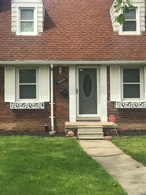 16213 Collingham Drive, Detroit, MI 48205 (MLS #219107927) :: The John Wentworth Group