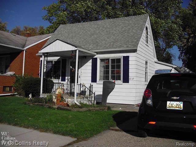 8119 Studebaker Avenue, Warren, MI 48089 (#219108656) :: The Mulvihill Group