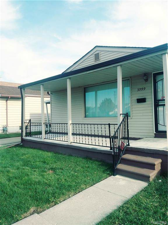 3999 15TH Street, Ecorse, MI 48229 (#219108780) :: GK Real Estate Team