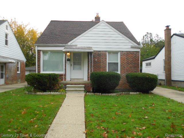 3309 Dallas Street, Dearborn, MI 48124 (#219109297) :: The Buckley Jolley Real Estate Team