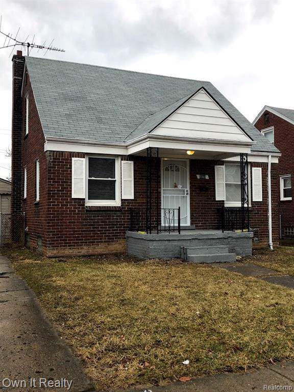 7363 Vaughan Street, Detroit, MI 48228 (#219109911) :: The Buckley Jolley Real Estate Team