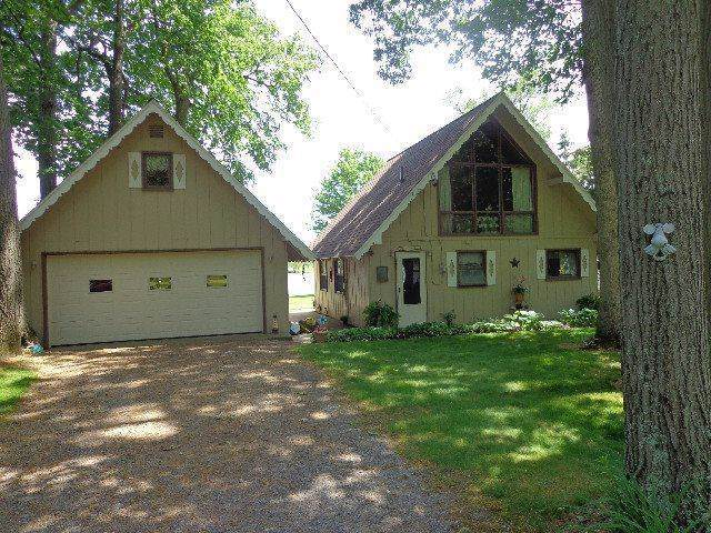 561 Norvell Beach Drive, NORVELL TWP, MI 49230 (#543269692) :: The Buckley Jolley Real Estate Team