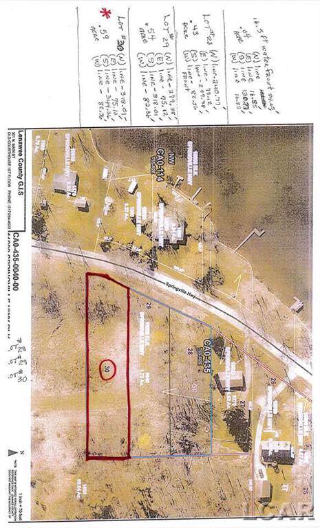 11000 N Springville Hwy, Cambridge Twp, MI 49265 (#56031399163) :: GK Real Estate Team