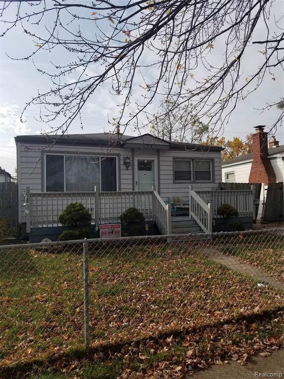 271 Suburban Street S, Ecorse, MI 48229 (#219112398) :: GK Real Estate Team