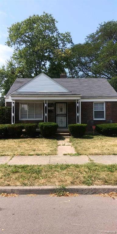 7601 Penrod Street, Detroit, MI 48228 (#219112433) :: RE/MAX Nexus