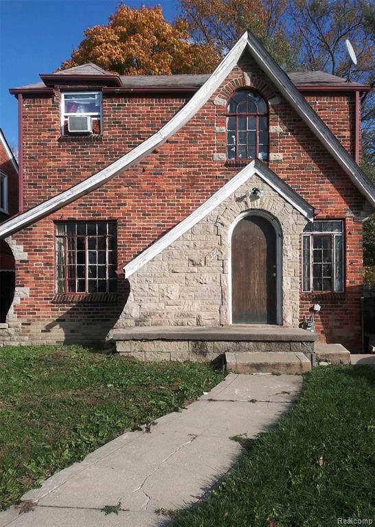9320 Prest Street, Detroit, MI 48228 (#219112957) :: The Alex Nugent Team | Real Estate One