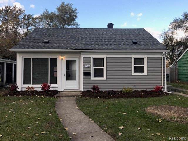 10660 Corning Street, Oak Park, MI 48237 (#219113582) :: RE/MAX Nexus