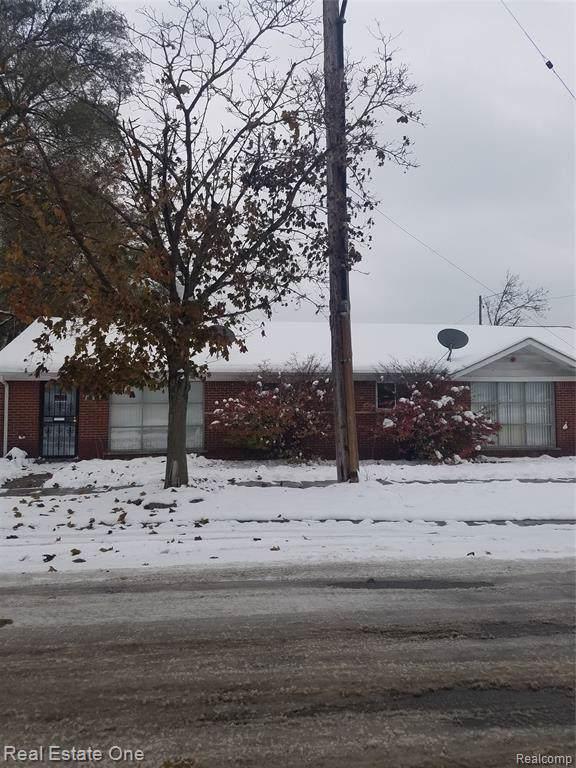 17735 W Davison Street W, Detroit, MI 48227 (#219113770) :: Team DeYonker