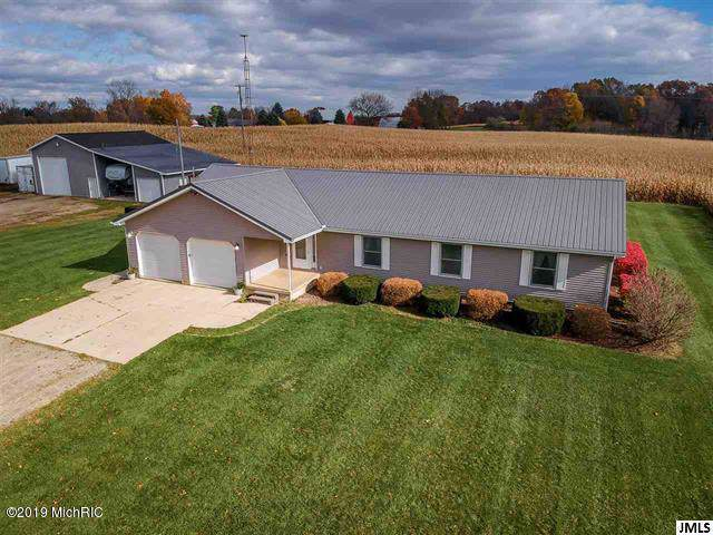 11385 Brown Rd, Moscow Twp, MI 49250 (#53019054103) :: The Alex Nugent Team | Real Estate One