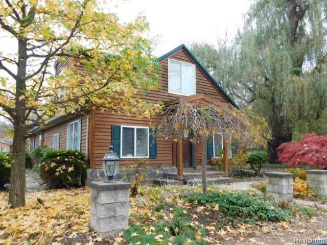 35966 Cypress Street, Romulus, MI 48174 (#219114133) :: The Buckley Jolley Real Estate Team