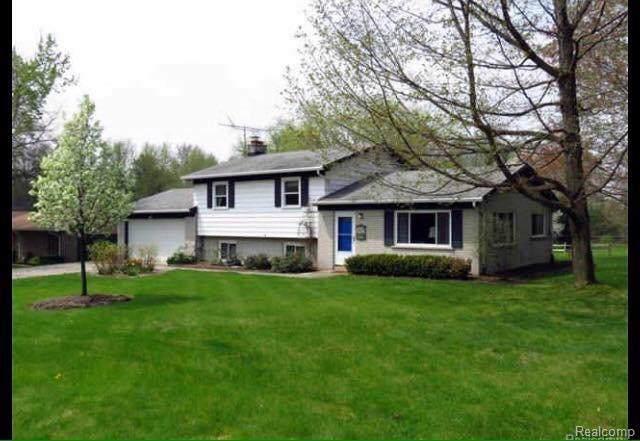 11772 Post Lane, Green Oak Twp, MI 48178 (#219114365) :: The Buckley Jolley Real Estate Team