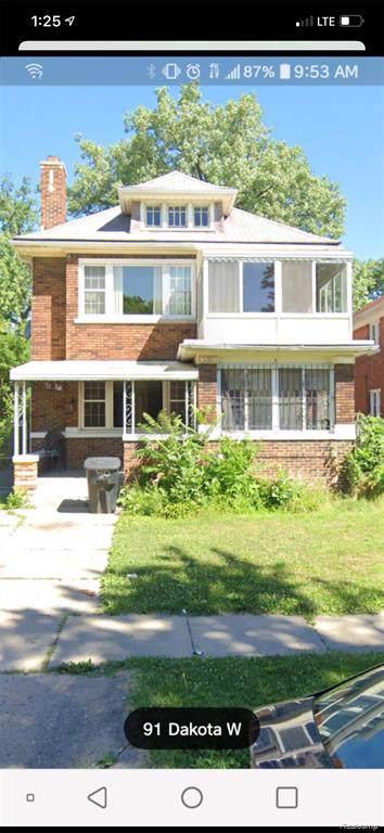 90 W Dakota, Detroit, MI 48203 (#219114476) :: GK Real Estate Team