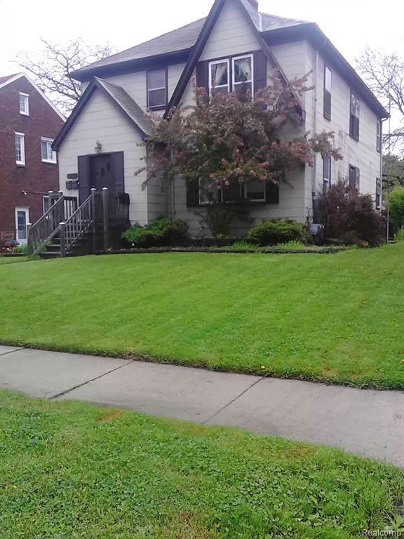 306 Dwight Street, Trenton, MI 48183 (MLS #219114593) :: The Toth Team