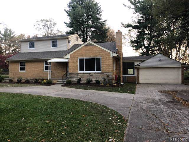 23445 Lee Baker Drive, Southfield, MI 48075 (#219114652) :: RE/MAX Nexus