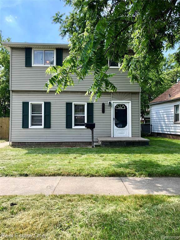 5412 Pelham Street, Dearborn Heights, MI 48125 (#219114716) :: The Buckley Jolley Real Estate Team