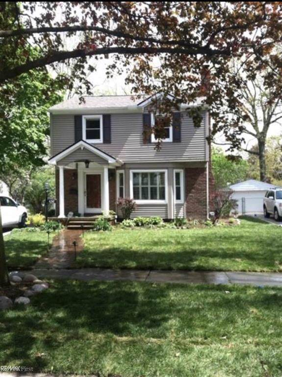 4280 Cumberland, Berkley, MI 48072 (#58031400145) :: RE/MAX Nexus