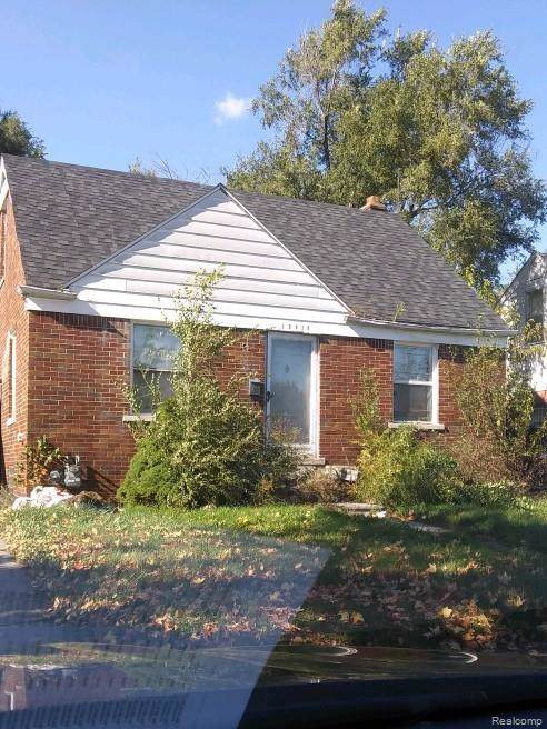 19829 Kelly Road, Detroit, MI 48225 (#219114909) :: Springview Realty