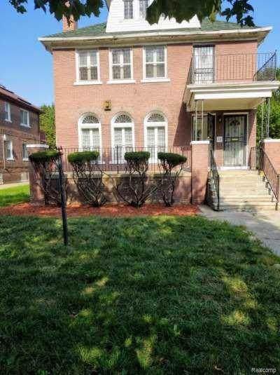 3886 Lakewood Street, Detroit, MI 48215 (#219115425) :: BestMichiganHouses.com