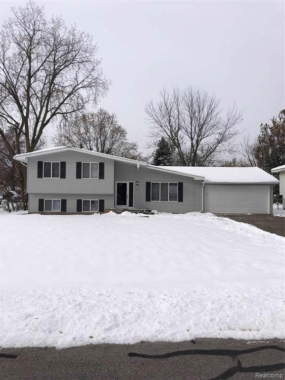 2217 Mattie Lu Drive, Auburn Hills, MI 48326 (#219115439) :: The Buckley Jolley Real Estate Team