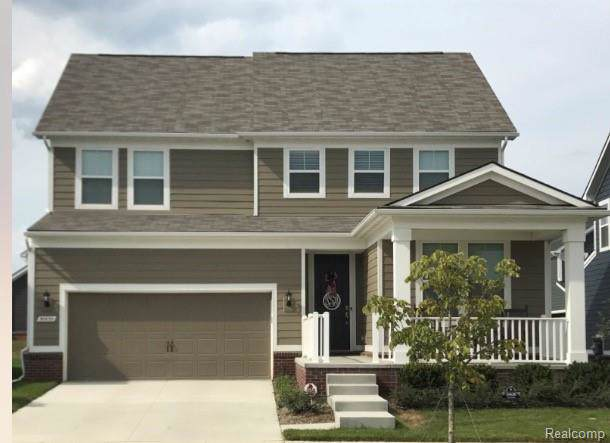 50746 Paine, Canton Twp, MI 48188 (#219115519) :: The Buckley Jolley Real Estate Team