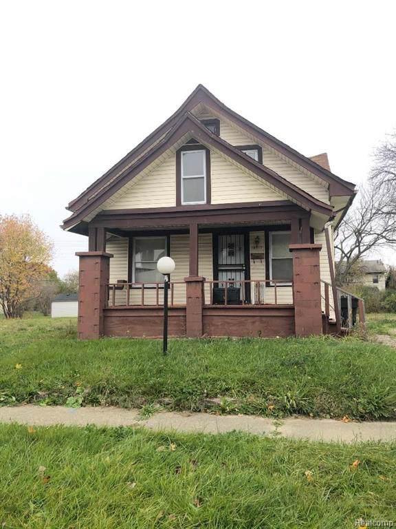 15017 Wildemere Street, Detroit, MI 48238 (MLS #219115528) :: The Toth Team