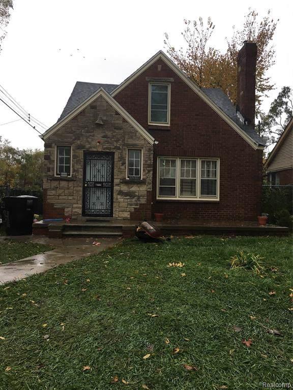 15319 Sussex Street, Detroit, MI 48227 (#219115852) :: Team DeYonker