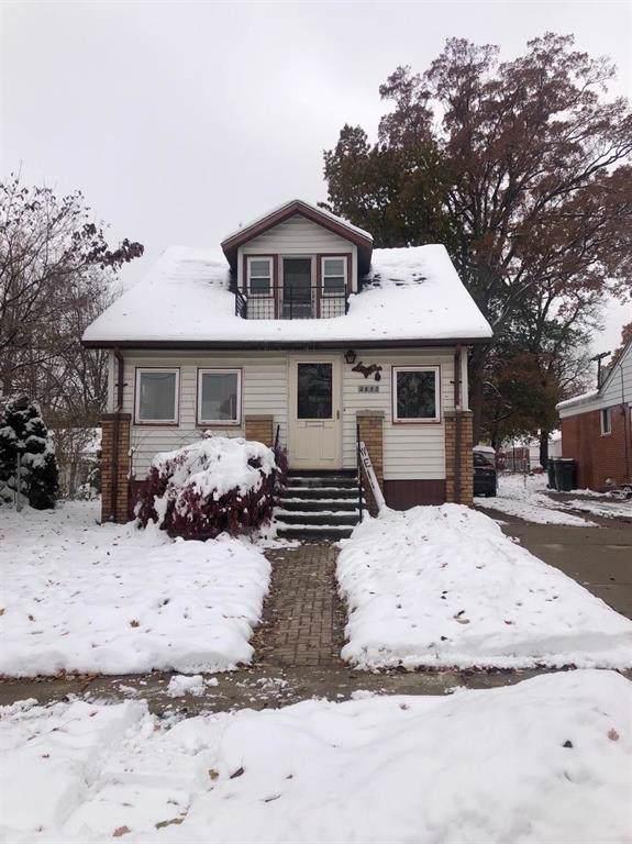 2840 Banner, Dearborn, MI 48124 (#543270009) :: The Buckley Jolley Real Estate Team