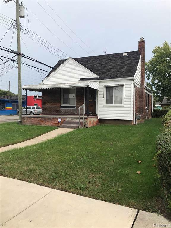 20532 Stansbury Street, Detroit, MI 48235 (MLS #219115932) :: The John Wentworth Group
