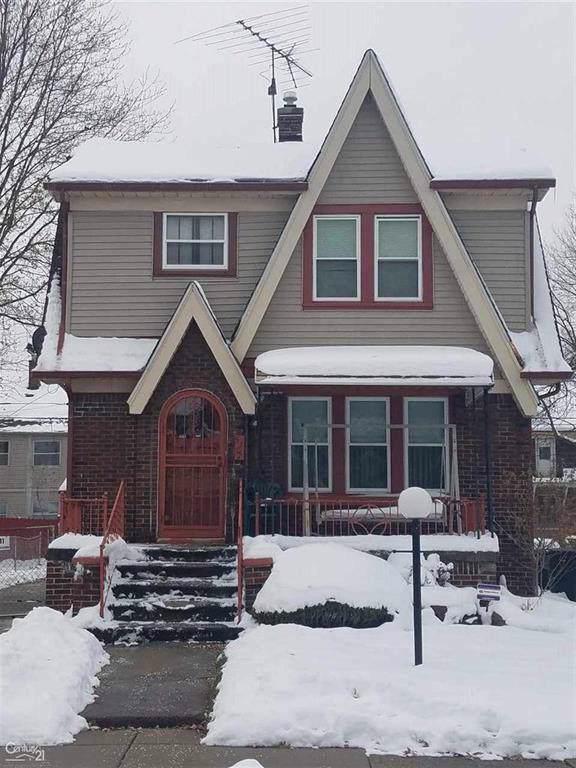 5101 Devonshire Road, Detroit, MI 48224 (#58050000180) :: Team DeYonker