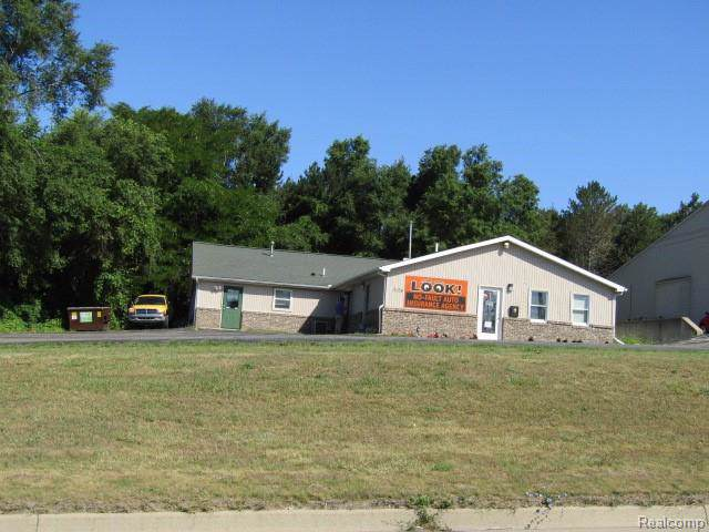 3124 N Adrian Highway, Adrian Twp, MI 49221 (#219116053) :: RE/MAX Nexus