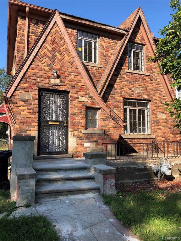 15803 Ferguson Street, Detroit, MI 48227 (#219116122) :: The Buckley Jolley Real Estate Team