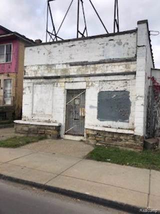 31 E Mcnichols Road, Detroit, MI 48203 (MLS #219116260) :: The Toth Team