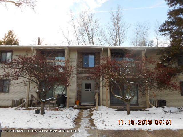 1717 Maple Ridge Road #11, Meridian Charter Twp, MI 48840 (#630000242564) :: The Mulvihill Group