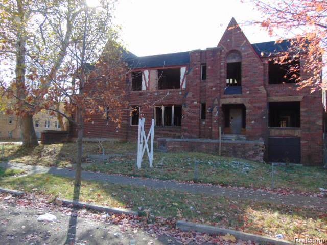 13905 Lasalle, Detroit, MI 48238 (MLS #219116296) :: The John Wentworth Group