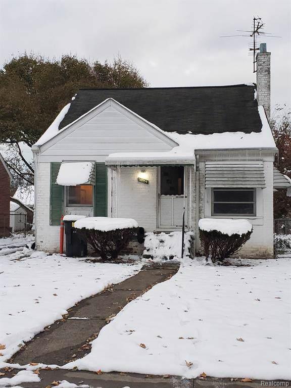 10934 Marne St, Detroit, MI 48224 (MLS #219116302) :: The John Wentworth Group