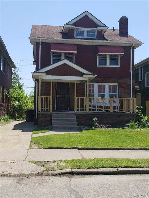 2491 Highland Street, Detroit, MI 48206 (#219116342) :: Alan Brown Group
