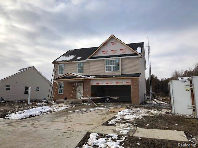2087 Monohan Drive, Frenchtown Twp, MI 48162 (MLS #219116360) :: The Toth Team