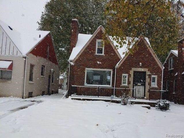 15762 Coyle Street, Detroit, MI 48227 (#219116456) :: Springview Realty