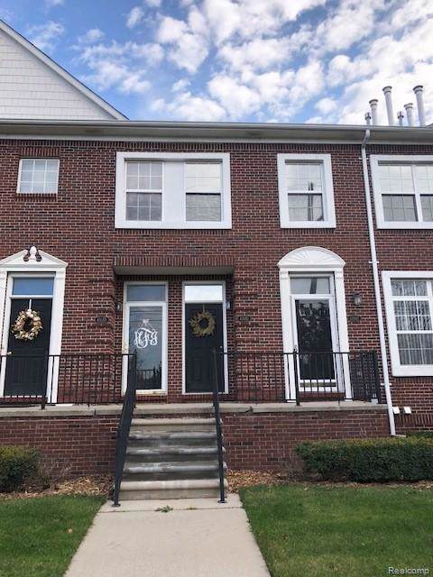 43051 Strand Dr, Sterling Heights, MI 48313 (MLS #219116564) :: The Toth Team