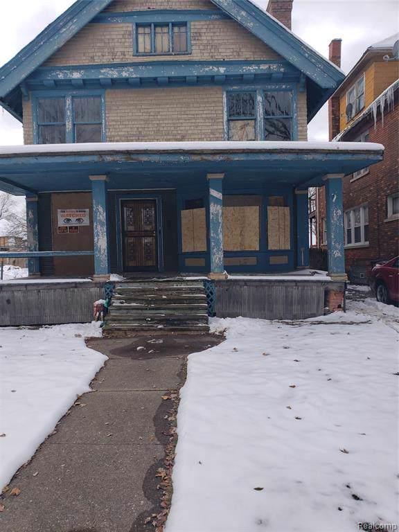 2995 Cadillac Boulevard, Detroit, MI 48214 (#219116704) :: The Buckley Jolley Real Estate Team