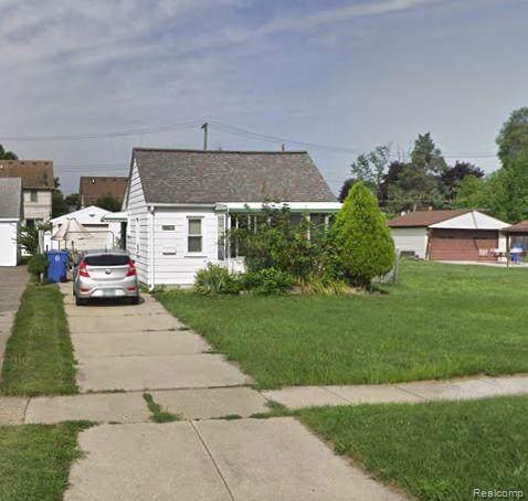 6009 Highview Street, Dearborn Heights, MI 48127 (#219116760) :: Team Sanford