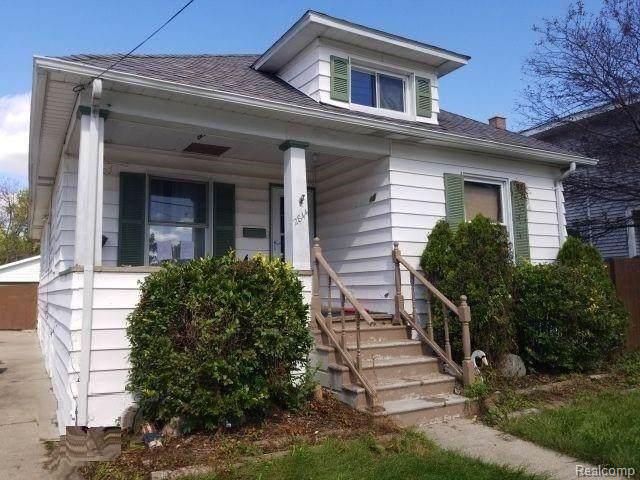 2844 Schemm Street, Saginaw, MI 48602 (#219116769) :: Springview Realty
