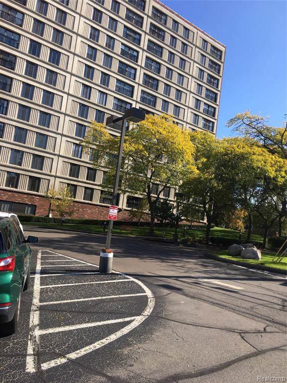 21800 Morley Unit# 415 Avenue, Dearborn, MI 48124 (#219116779) :: The Buckley Jolley Real Estate Team