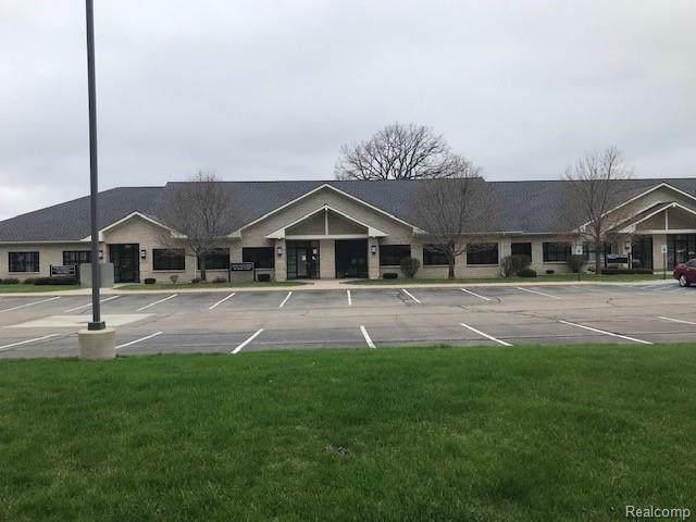 1170 Charter Drive, Flint Twp, MI 48532 (#219117053) :: Keller Williams West Bloomfield