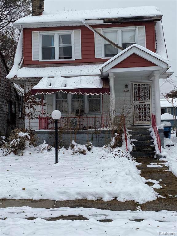 16555 Lawton Street, Detroit, MI 48221 (#219117101) :: GK Real Estate Team