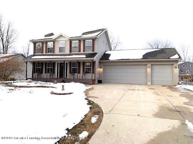 3090 Meadowbrook Road, Bennington Twp, MI 48867 (#630000242643) :: Team Sanford