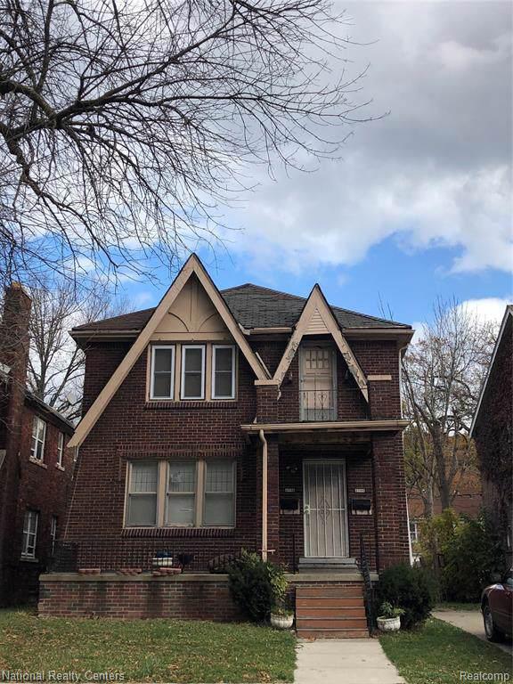 4706 Devonshire Road, Detroit, MI 48224 (#219117406) :: Team Sanford