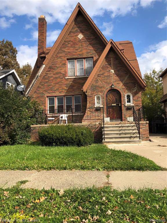 5040 Haverhill Street, Detroit, MI 48224 (#219117413) :: Team Sanford