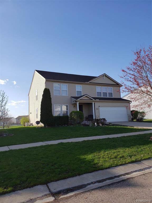 3324 Pine Run Drive, Clayton Twp, MI 48473 (#219117449) :: Duneske Real Estate Advisors