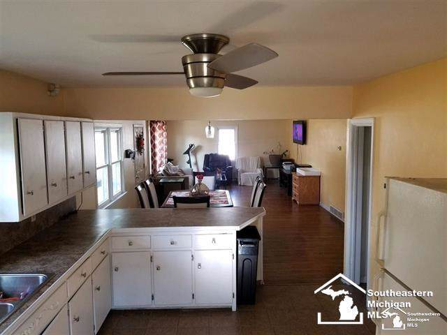 8334 Memorial Hwy, Whiteford Twp, MI 49267 (#57050000634) :: The Alex Nugent Team | Real Estate One